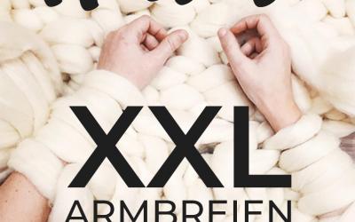 Armbreien – Hoe maak je een xxl wollen deken | DIY HOME