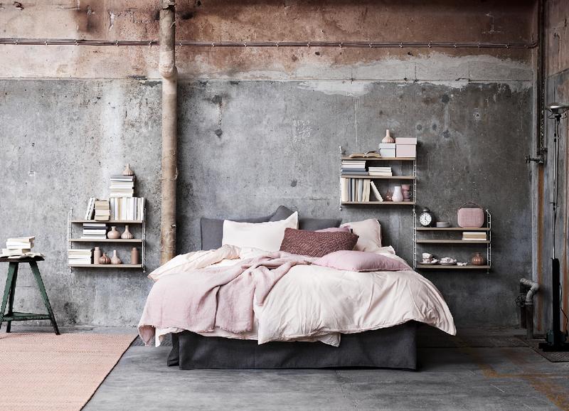 Industrieel interieur past deze stoere en robuuste for Oud roze accessoires huis