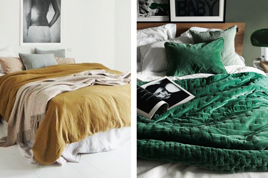 De sprei, jouw ideale sfeermaker in de slaapkamer – onze top 5!