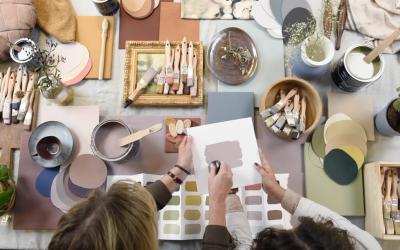 Kleurgebruik in je interieur – Waar moet je op letten?