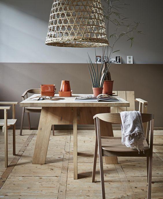 Verbazingwekkend Vierkante eettafels zijn trendy en passen in elk interieur! HU-57
