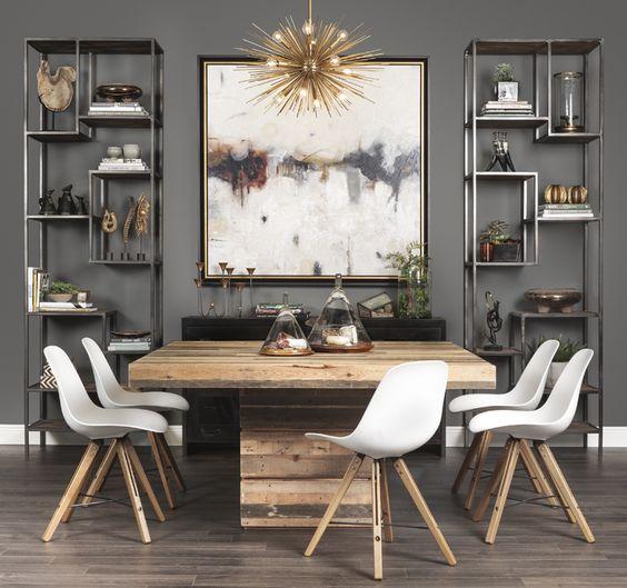 Vierkante Eettafel Uitschuifbaar.Vierkante Eettafels Zijn Trendy En Passen In Elk Interieur