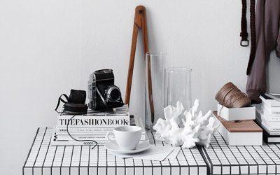 ☆ trendalert ☆ Betegelde meubels & toffe DIY
