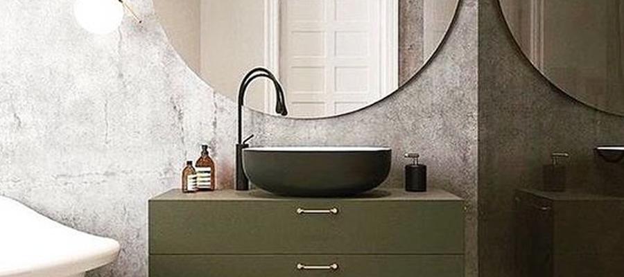 10 badkamer voorbeelden om bij weg te dromen