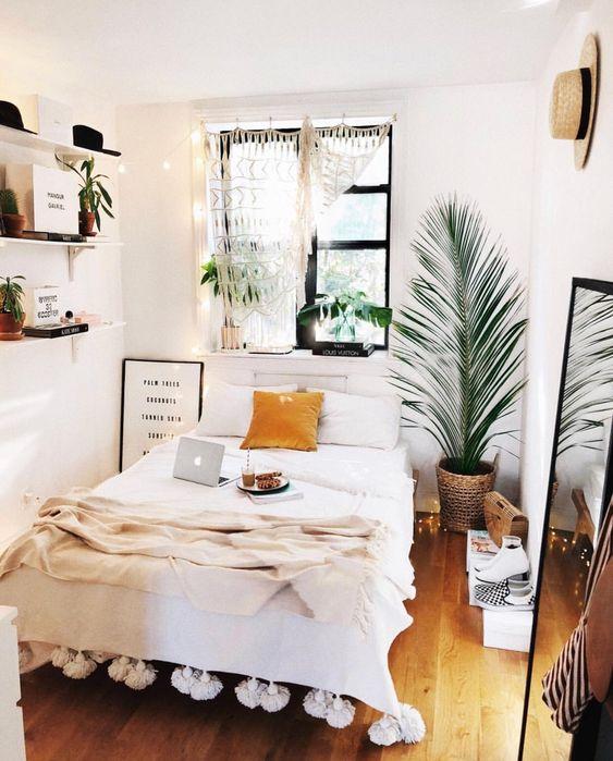 Verbazingwekkend Slaapkamer decoratie: zo creëer je een sfeervolle slaapkamer! ZK-28