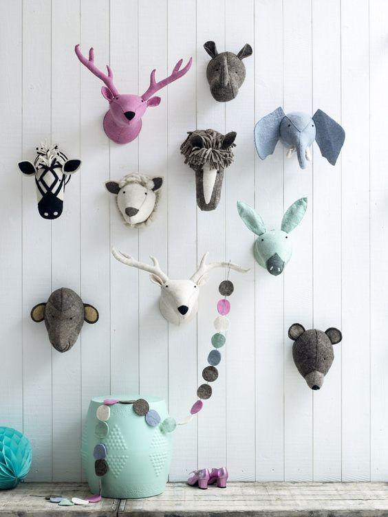 babykamer-dierenkoppen