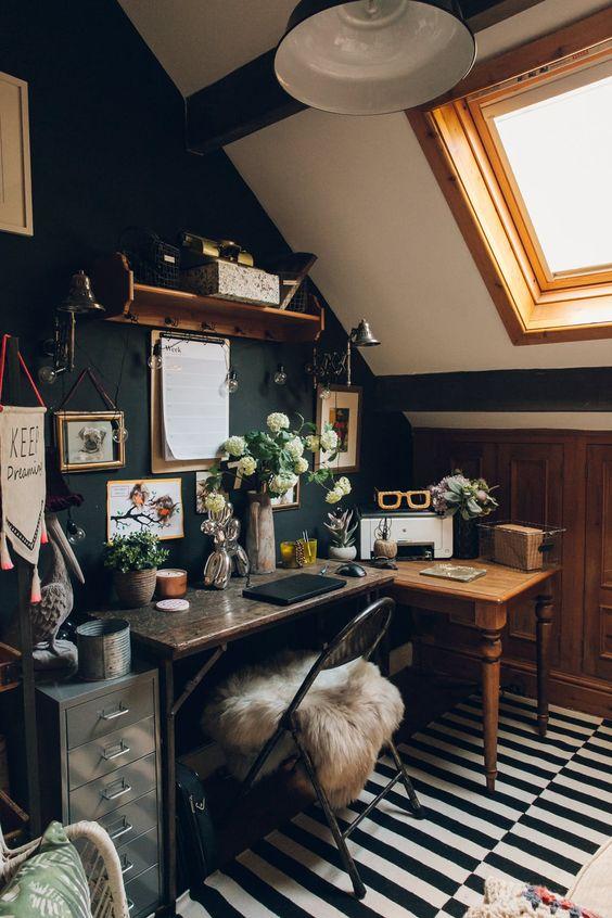 vintage-zolder-werkkamer