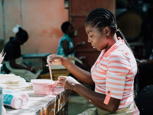 DD Creatives | Kleurrijke producten uit Haiti