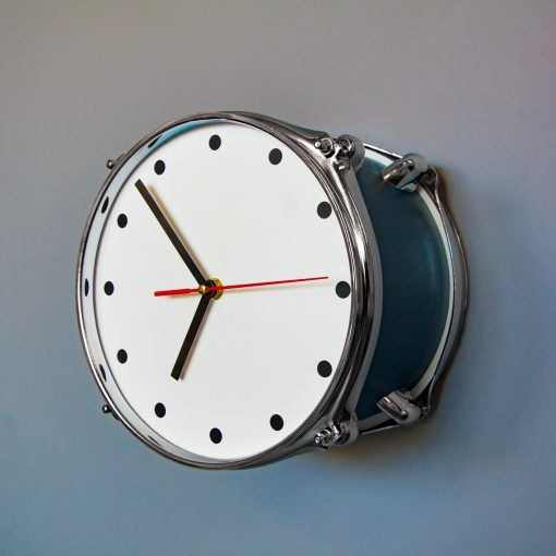 small-drum-clock