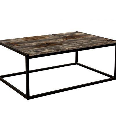 industriele-salontafel-staal-hout
