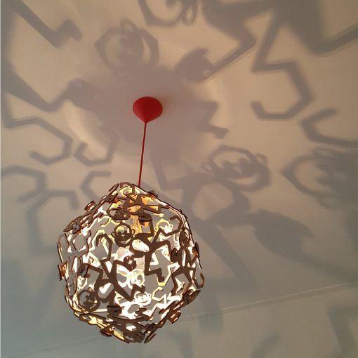Hanglamp-monkey-lampshapers