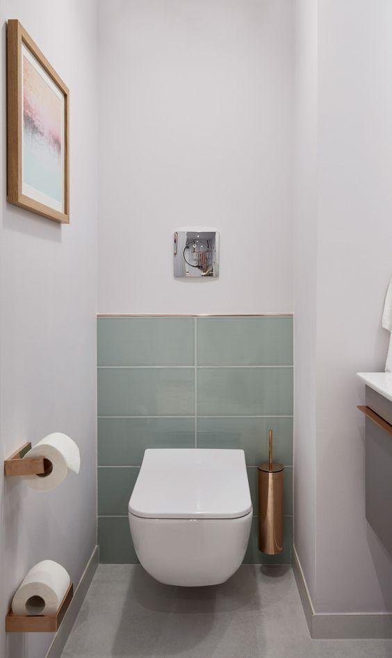Interieur Ideeen Wc.Wc Ideeen Voor Het Kleinste Kamertje In Huis Wondere Woon Wereld