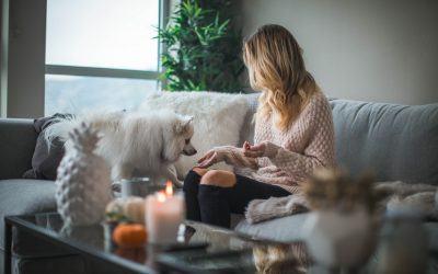 Wollen vloerkleed: verantwoord warm tijdens koude maanden