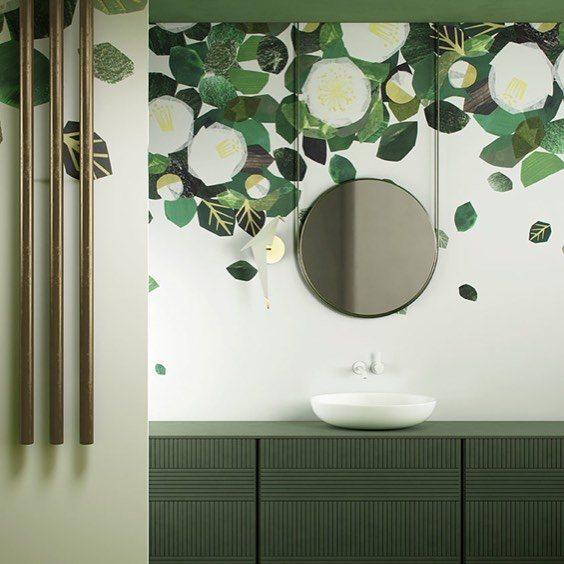 waterdicht-behang-badkamer