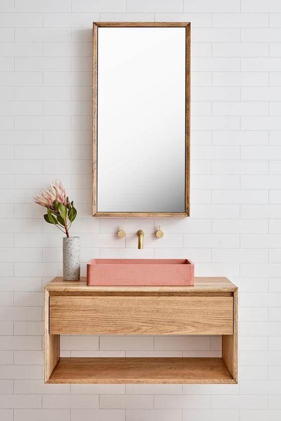 badkamer-inspiratie-roze