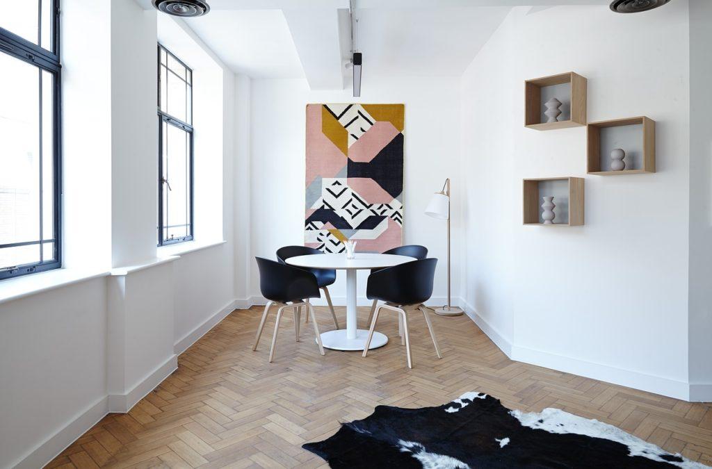 eetkamer-ronde-tafel-design
