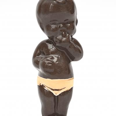 keramiek-beeldje-bruin