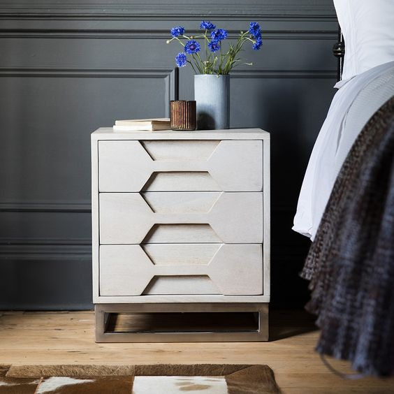 Industriële nachtkastjes en inspiratie voor jouw slaapkamer!