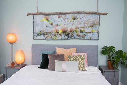 Kunstdoek van zijde; Pinkability