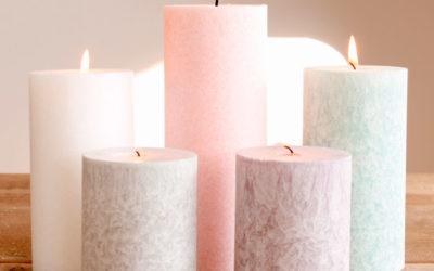 Duurzame kaarsen: brand schoon!