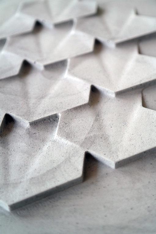 Paneel-beton-schub-close-up-licht