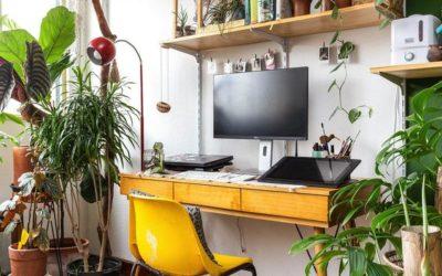6x kantoorinrichting inspiratie voor een instawaardige werkplek