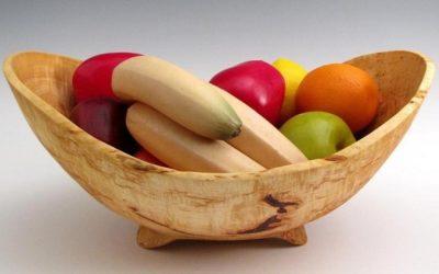 Houten fruitschaal kopen? Appeltje eitje!
